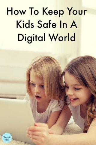 Keeping Kids Safe In A Digital World