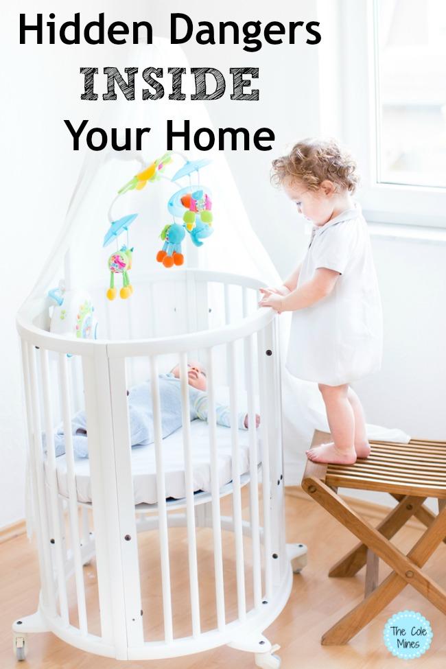 hidden dangers inside the home