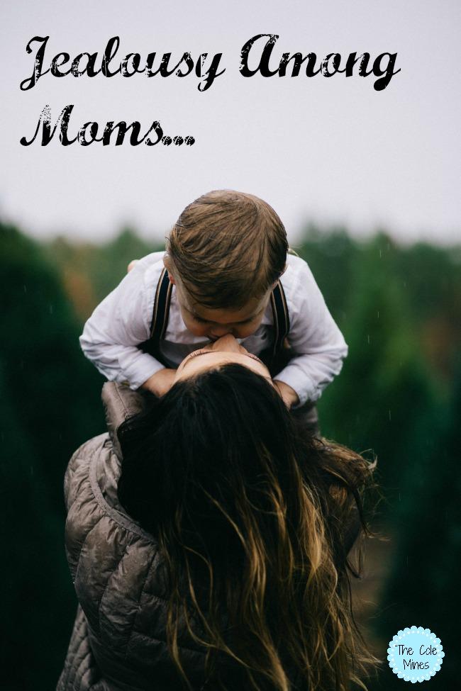 jealousy in parenthood